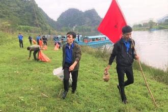 Đoàn cơ sở VQG Phong Nha – Kẻ Bàng hưởng ứng Tháng Thanh niên